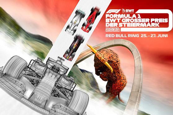 Formula 1 BWT Großer Preis der Steiermark 2021