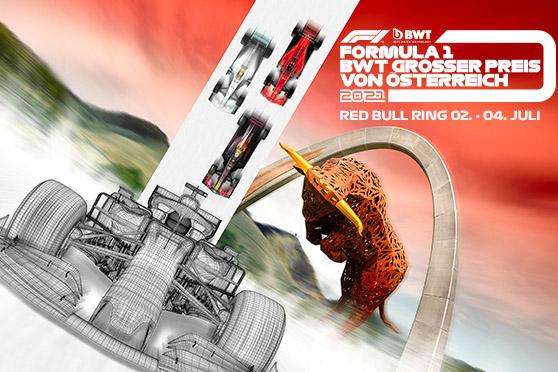 Formula 1 my World Großer Preis von Österreich 2021