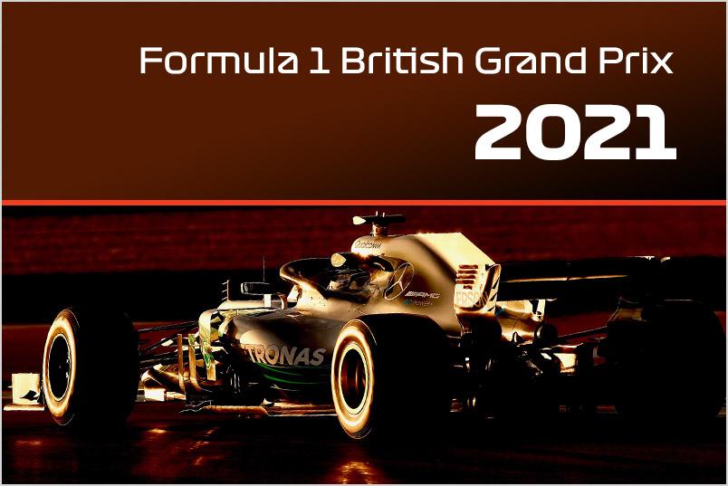 F1 Grand Prix von Grossbritannien