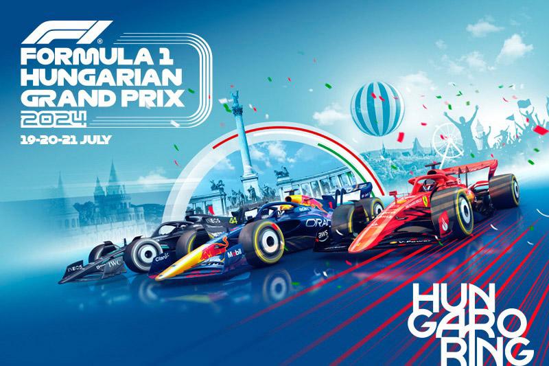 Formula 1 Hungría Aramco Gran Premio 2020