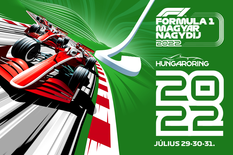 Formel 1 Ungarn Grand Prix 2022