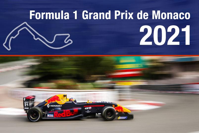 F1 Grand Prix von Monaco