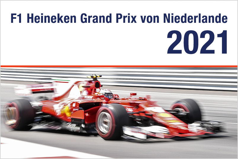 F1 Heineken Grand Prix Netherlands