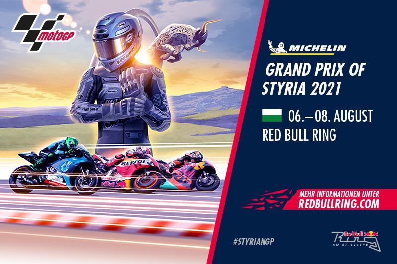 Michelin® Grand Prix of Styria 2021