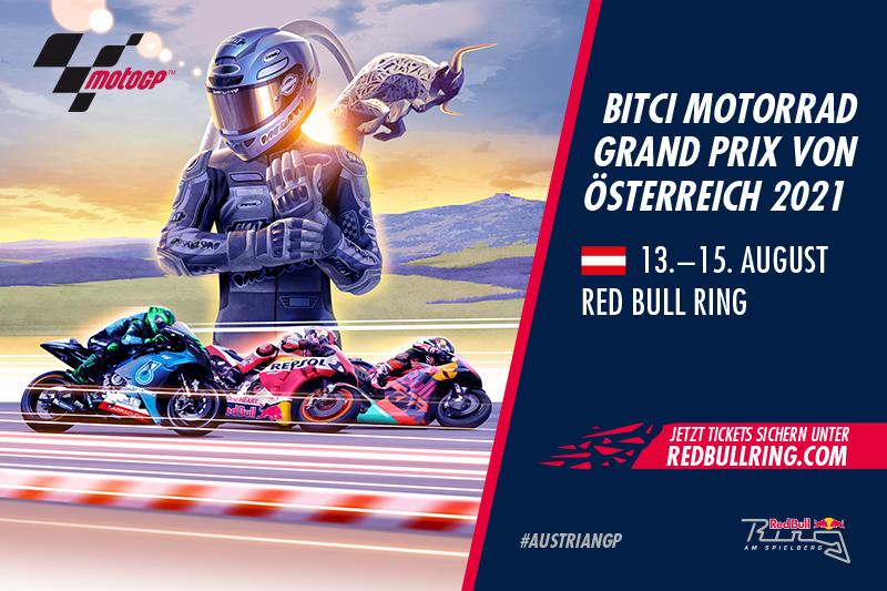 BITCI Motorrad Grand Prix von Österreich 2021